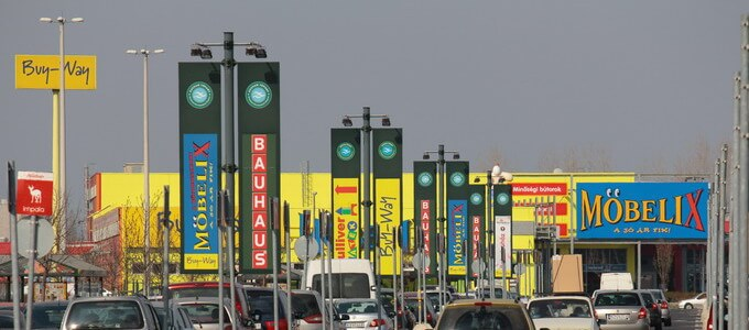 Duguláselhárítás Buy-Way bevásárlópark